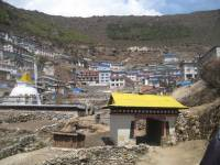 Namche Bazar (Everest Region Trekking)  » Click to zoom ->