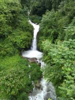 Water Fall Near By Ulleri(Annapurna Reason)  » Click to zoom ->