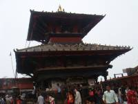 Manakamana Tample Near by the village.  » Click to zoom ->