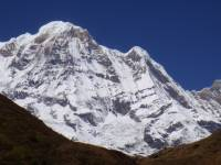 Annapurna South  » Click to zoom ->
