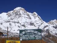 Annapurna Base camp  » Click to zoom ->